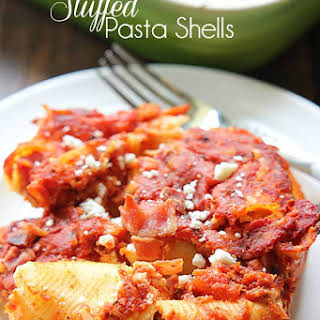 Stuffed Pasta Shells.