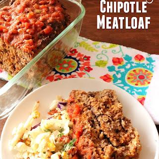 Chipotle Meatloaf.