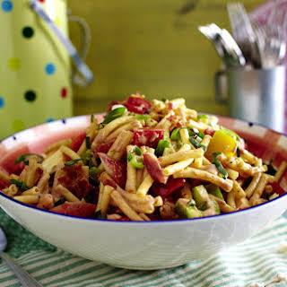 BBQ Pasta Salad.