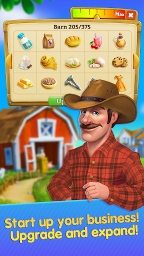 Golden Farm: Happy Farming Day 1.7.1 {cheat|hack|gameplay|apk mod|resources generator} 3