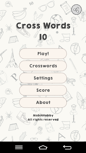 CrossWords 10 Apk 1