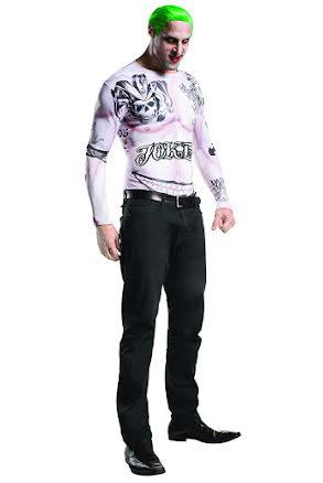 Suicide Squad Joker, dräkt