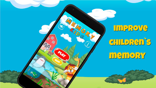 MemoKids: Toddler games free. Memotest, adhd games screenshot 1
