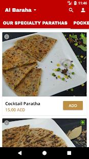 Paratha King screenshot