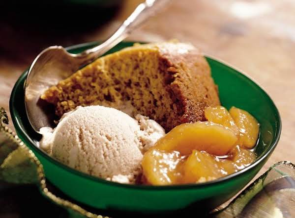 Pumpkin Pumpkin 'n  Apple Slow Cooker Dessert