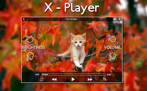 X Video Player 2018 - náhled