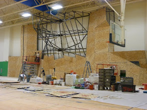 Photo: Rock Wall, Kelchner Fitness Center Feb. 2012