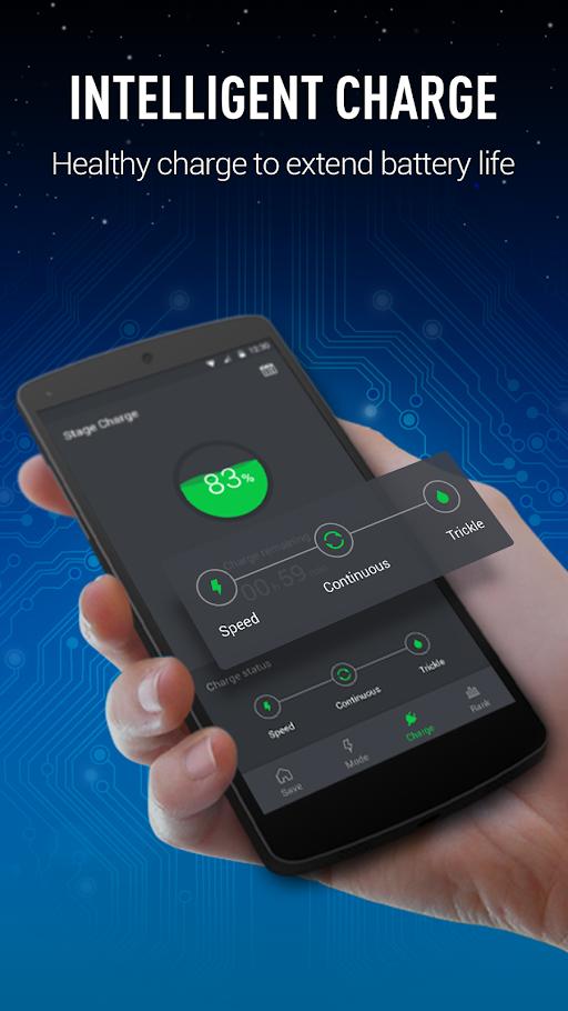GO Battery Saver&Power Widget APK 5.9.0 screenshots 2