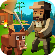 Pixel Survival Island 3D MOD APK aka APK MOD 1.10.0 (Free Craft)