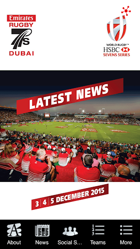 Emirates Airline Dubai Rugby7s