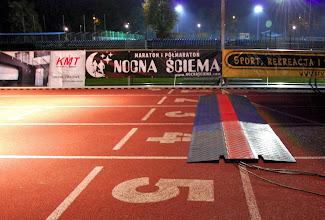 Photo: Maraton i Półmaraton ściemniony w Koszalinie