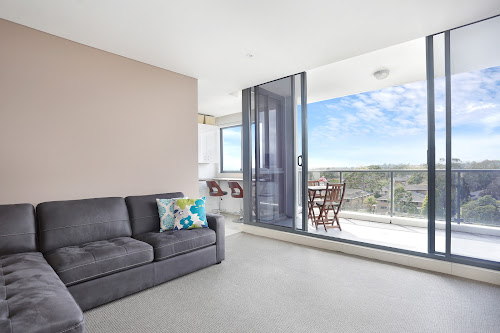 Photo of property at 1210/88-90 George Street, Hornsby 2077