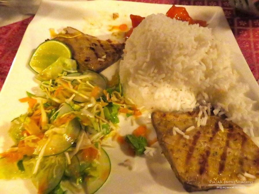 comer Maldivas