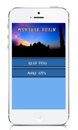 Mubarak Duain