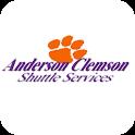 Anderson-Clemson Shuttle icon
