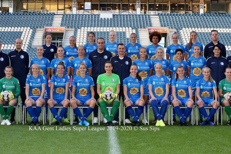 Vooruitblik Super League: KAA Gent Ladies zijn klaar om voor de titel te strijden