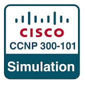 300-101 CCNP Route Real Exam