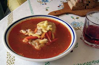 Photo: Zupa rybna z mleczem