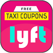 Free Taxi Coupons For Lyft