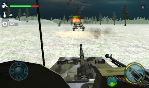 Tanks Fight 3D 4 1