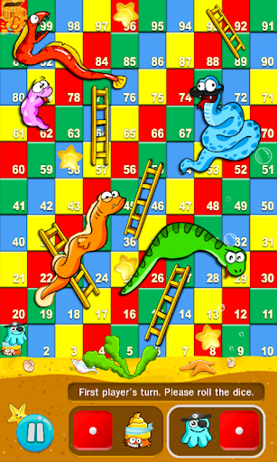 Snakes Ladders: King Of Sea