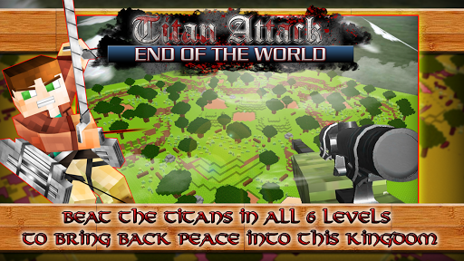 Titan Attack: End of the World