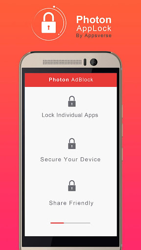 Photon AppLock 1.3 screenshots 4