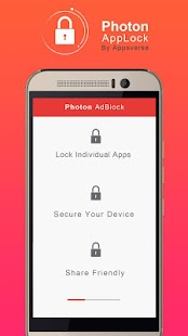 Photon AppLock- screenshot thumbnail