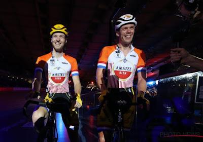 Nederlanders Stroetinga en Havik slaan hun slag op de slotdag en pakken de eindzege in de Zesdaagse van Rotterdam