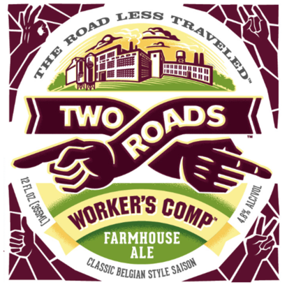 Logo of Two Roads Worker's Comp