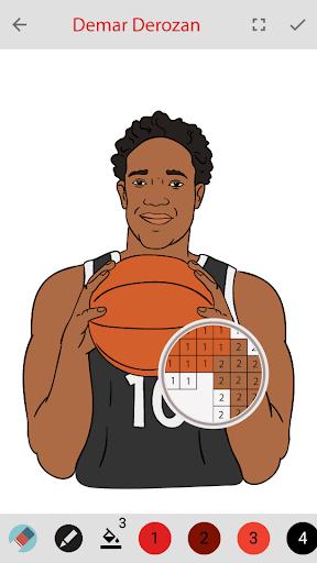 Download Pixel Art Basketball Sandbox 3D MOD APK 5