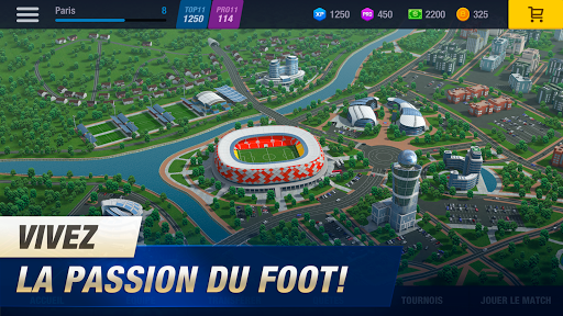 11x11: Football Manager  captures d'u00e9cran 1