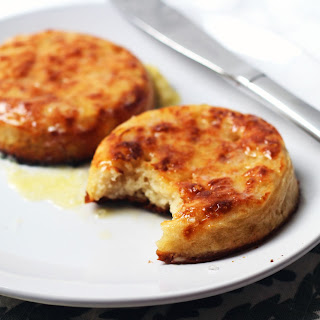 How to make Crumpets at Home.