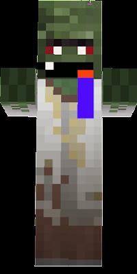 Zombie Villager Nova Skin