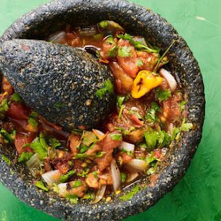 Basic Yucatecan Tomato Sauce.