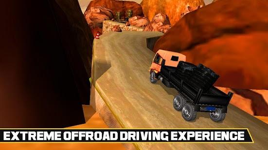 Extreme Off Road Driver screenshot