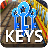 Keys for Subway Surfers