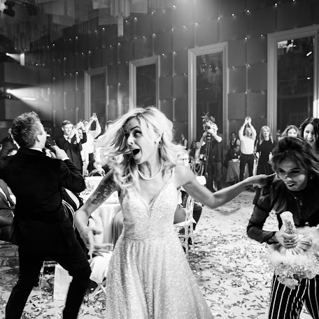 Wedding photographer Viktor Demin (victordyomin). Photo of 15.03.2018