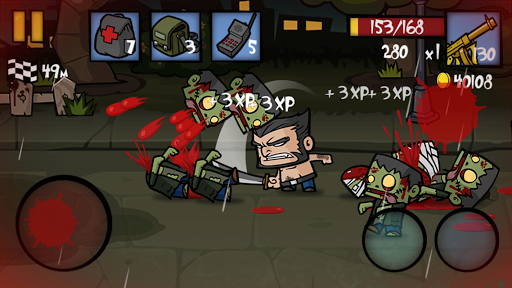 Zombie Age 2: The Last Stand screenshot 5