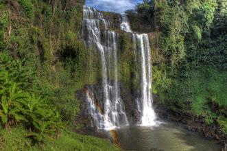 Photo: Laos Reisen, Tad Yueang Wasserfall