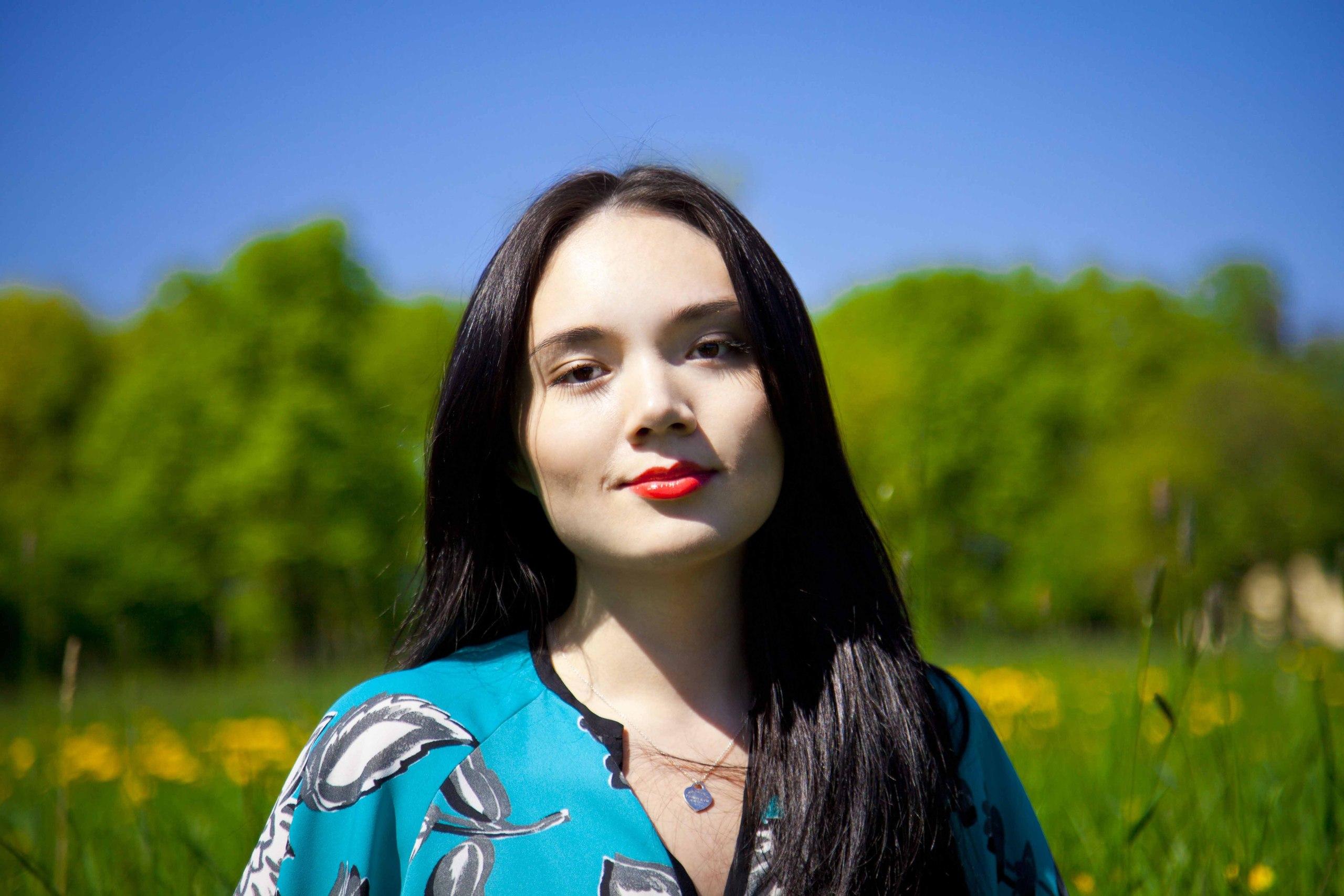 Anastasya Nachenkina в Хабаровске