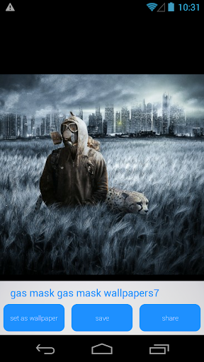 Gas Mask HD Wallpapers