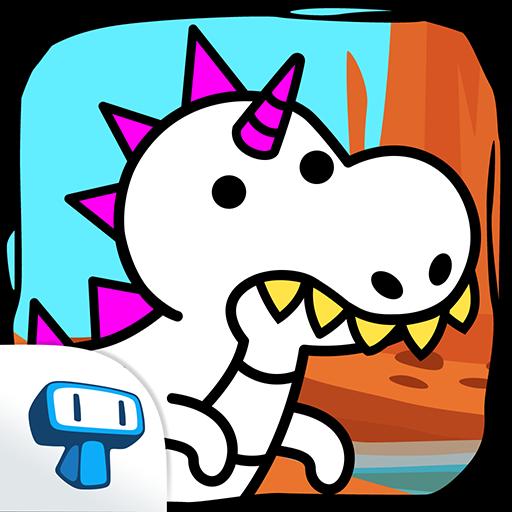 Dino Evolution - Clicker Game (game)