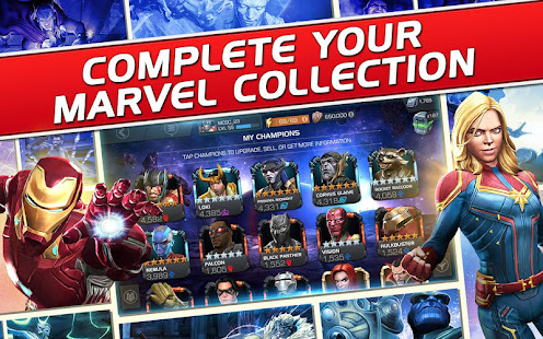 Game MARVEL Contest of Champions APK for Windows Phone