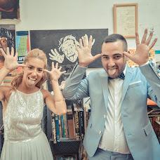 Wedding photographer Raziel Penker (Raziel1). Photo of 04.10.2017