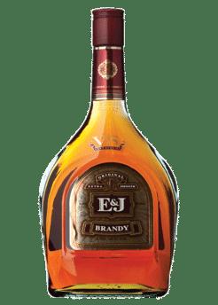 Logo for E & J Brandy