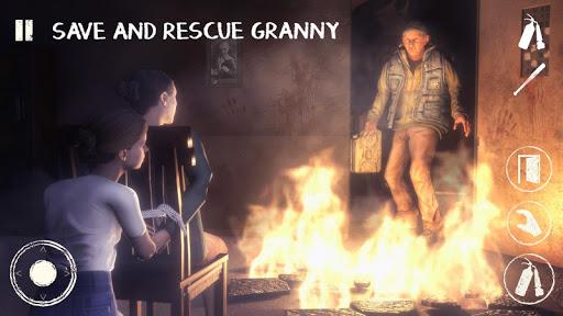 Emily's Quest - Granny Horror House Creepy Game apkdebit screenshots 12