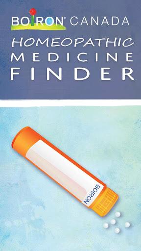 Homeopathic Medicine Finder