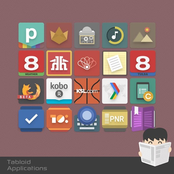 Tabloid Icon v2.3.7