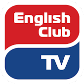Learn English with English Club TV Icon